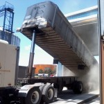 Grain Storage & Trucking